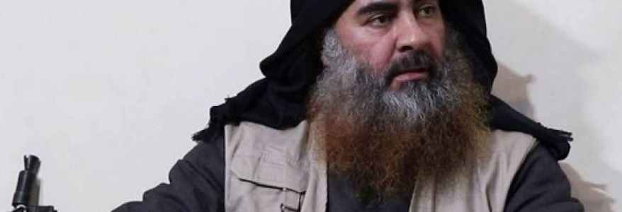 Islamic State leader was caught and killed because of his underpants
