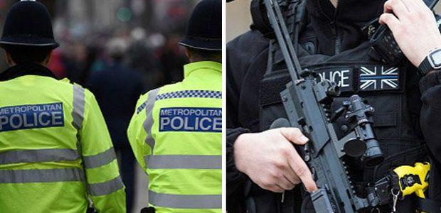 London police arrest woman on suspicion of terrorism