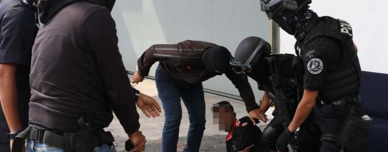 Malaysian police chasing terror money trail of suspects linked to militant group