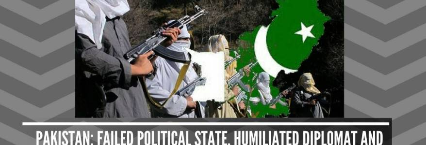 Pakistan is a safe breeding ground for terrorists
