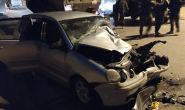 Terrorist neutralized after ramming attack on Border Police officers in Israel