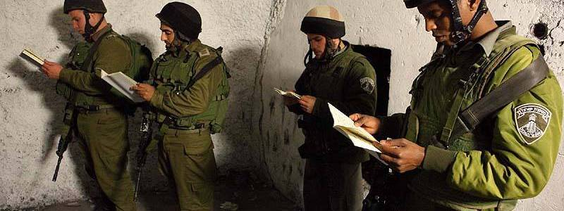 Terrorists attack Israeli soldiers and worshipers at Joseph's Tomb