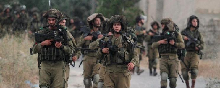 15 arrested by IDF soldiers of terror related activities