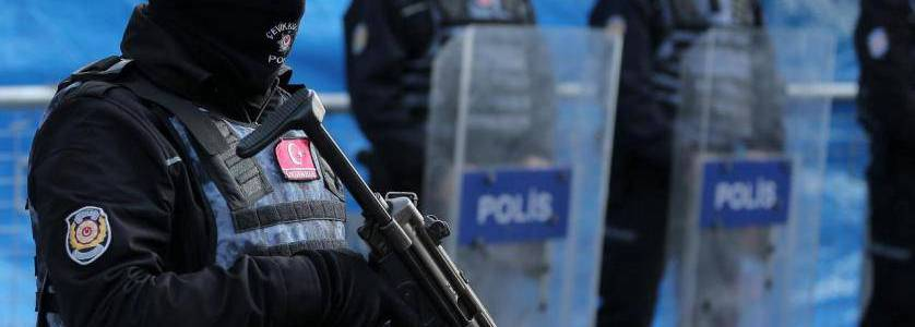 At least 17 people detained in Ankara on suspicion of involvement in Islamic State activity