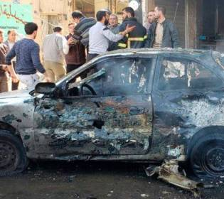 LLL - GFATF - Car bomb kills 15 and injures at least 50 people in the latest bombing in northern Syria