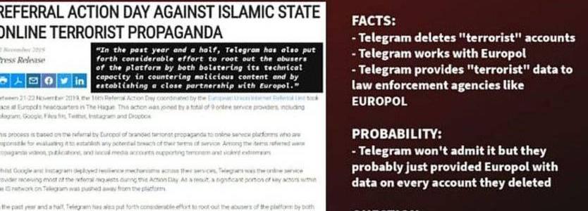 EU crime agency Europol disrupts Islamic State propaganda machine