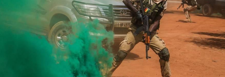 Extremist terror groups strike gold in Africa's Sahel