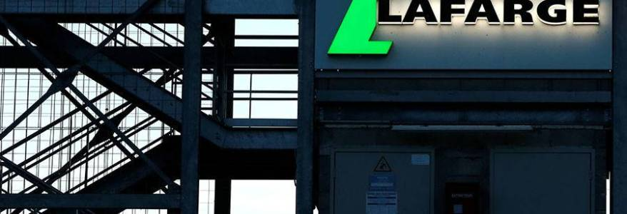 Financing terrorism in Syria charges stick for French concrete giant Lafarge