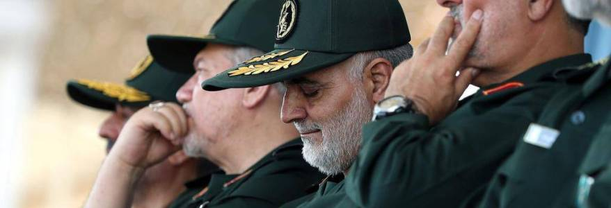 Iranian Quds Force and Muslim Brotherhood officials plotted to form anti-Saudi alliance