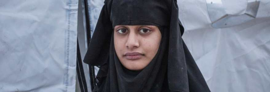 Islamic State bride Shamima Begum could soon be deported back to the United Kingdom