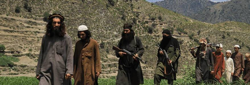 Islamic State terrorist group is relocating to Afghanistan and poses a huge threat to the region