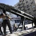 Palestinian Islamic Jihad terrorist group fired 100 rockets at Israel