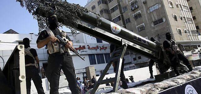 Palestinian Islamic Jihad adds new rocket to the arsenal