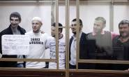 Russian authorities jailed six Crimean Tatar activists for terrorism