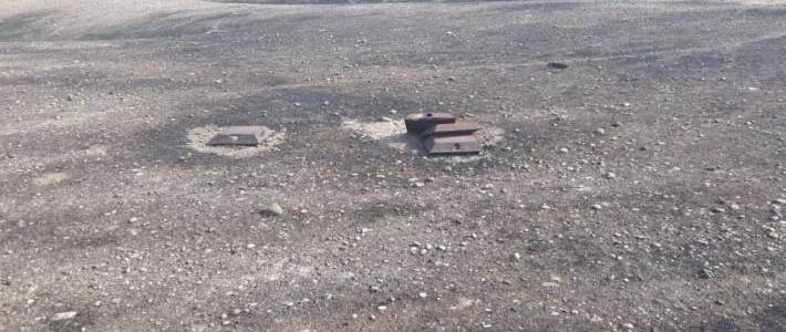 Seven Islamic State hideouts destroyed in Kirkuk