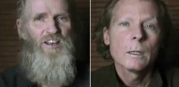 Taliban say they freed US and Australian hostages for three terrorist figures