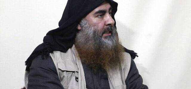 The wife of Al-Baghdadi gave up Islamic State secrets after capture