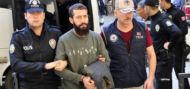 Turkish authorities to deport seven Syrian Islamic State and al Qaeda terror suspects