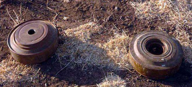 Two civilians are killed and another one injured in Islamic State landmine blast in Homs