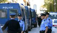 Woman and man charged with terror offenses in Kosovo