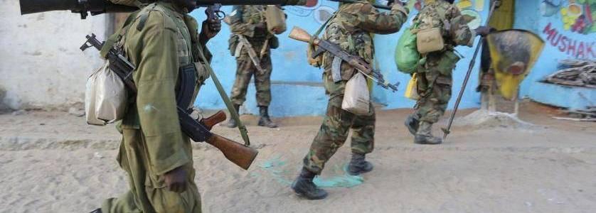 Al-Shabaab terrorist attack on Somali base kills three soldiers