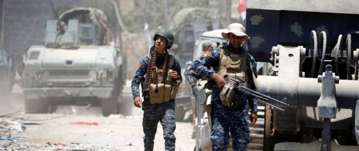 Five Islamic State terrorist group members detained in Mosul