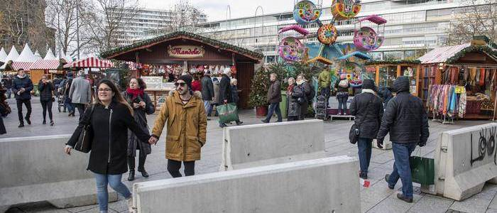 Germany deported more than 90 potential terrorists
