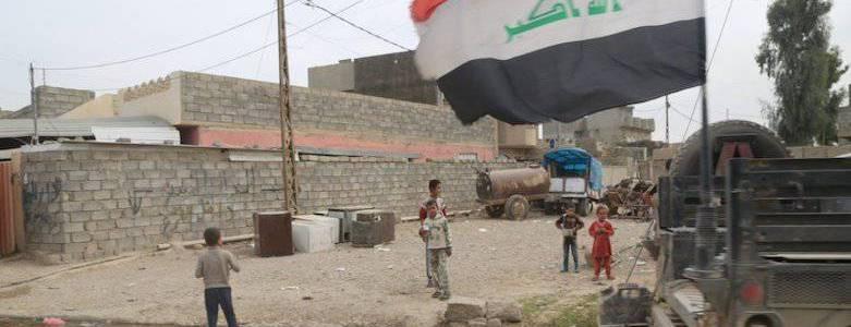 Iraqi authorities repatriated 598 children who belong to Islamic State terrorists