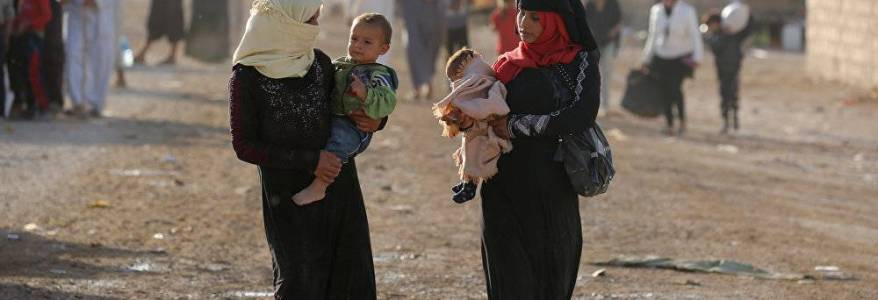 Islamic State children disappear from Syrian al-Hol camp