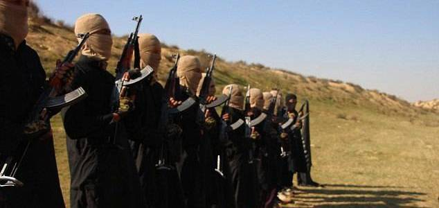 Islamic State terrorists kill 30 pro-Syrian government soldiers in the last six days