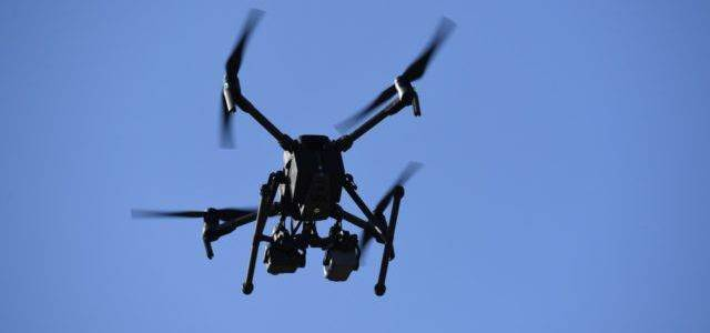 Islamic State terrorists used drones to attack three refineries in Syria