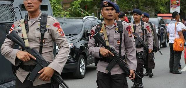 Muslim-majority Indonesia faces threat from Christmas terrorist attacks by the radical Islamists