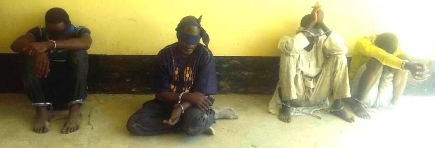 Sudan authorities arrested six Boko Haram terrorists