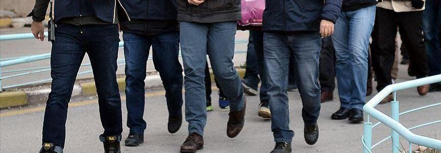 Turkish police forces detained 184 people over terror group links