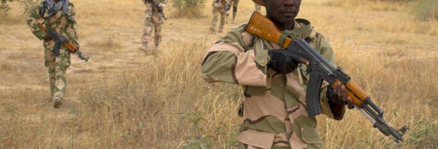 West Africa Sahel overrun by Al-Qaeda and Islamic State terrorists