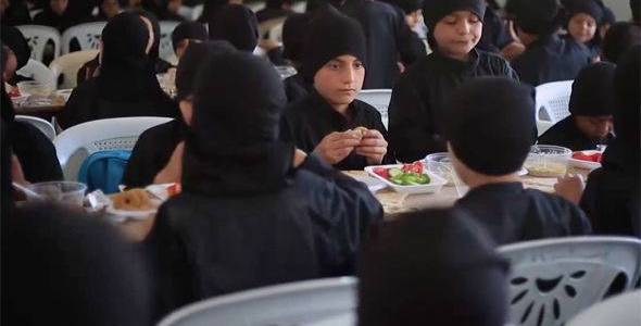 Around 10,000 Islamic State fighters children trapped in northern Syria