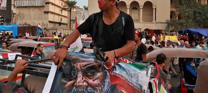 Iranian General Qassem Soleimani haunted the Arab world