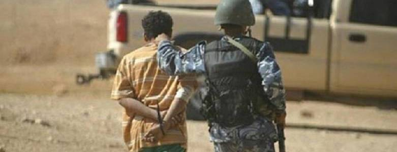Iraqi police forces arrested Islamic State religious official in eastern Mosul