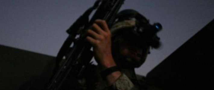 Islamic State terrorists killed two Iraqi soldiers south of Kirkuk