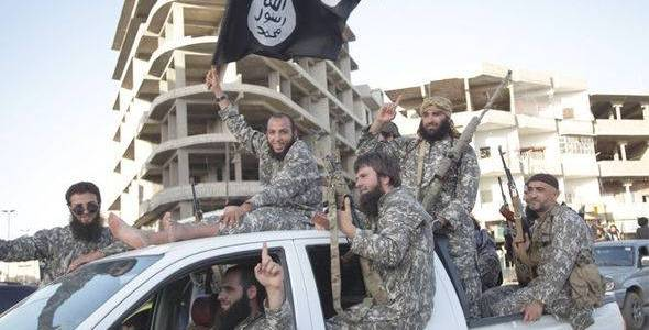 Islamic State terrorists launch several attacks against the Syrian army in eastern Syria