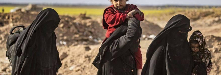 Islamic State women kill female Iraqi refugee in Al-Hool camp