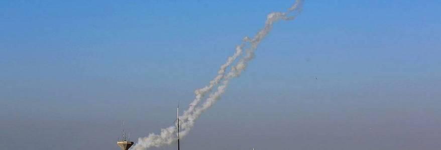 Palestinian terrorist groups fired more than 2000 rockets toward Israel