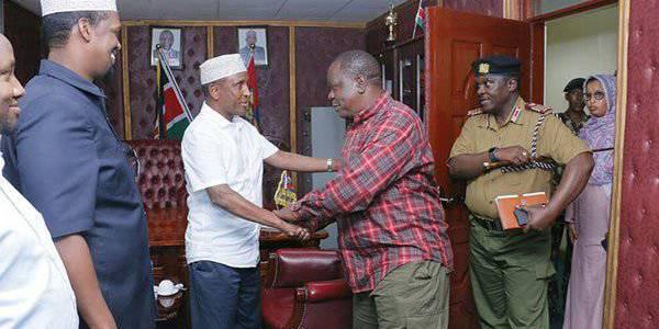 Kenya fights contraband in war against funding of terrorism activities