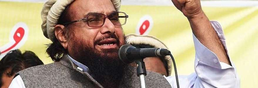 Mumbai attack mastermind Hafiz Saeed pleads not guilty in the terror financing cases