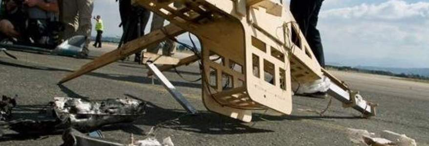 Syrian militants attacked the Hmeimim base in Syria with unmanned flying vehicles