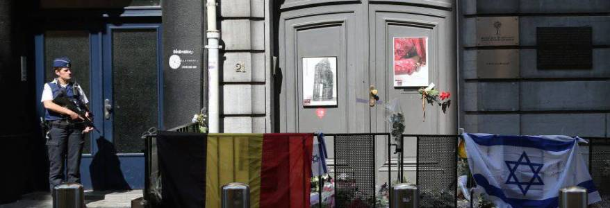 Terrorist from the Jewish Museum was in Brussels for almost two months before the attack