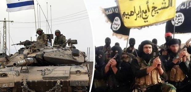 The Islamic State threatens to shift its focus to Israel