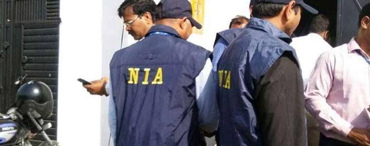 The National Investigation Agency raids Nagaland locations in NSCN(IM) terror funding case