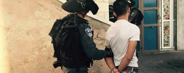Two Palestinian terrorists armed with knifes arrested on the Har Habayis