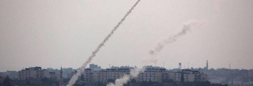 Three rockets fired from Gaza toward southern Israel